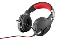Trust 20408 GXT 322 Gaming Headset schwarz #4087
