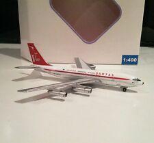 Aeroclassics Qantas Australia VH-EBA 1/400 Boeing 707 model plane like Travolta