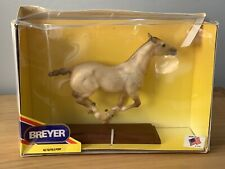 More details for breyer traditional polo pony no.733 with stand and box