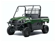 2020 Kawasaki Mule Pro-Mx Eps Green