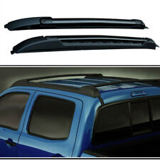 Roof Rack Rail for Toyota Tacoma 2005-2018 Aluminium Baggage Luggage Bar Black