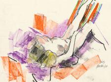 Dessins et lavis du XXe siècle et contemporains abstraits, pour expressionnisme
