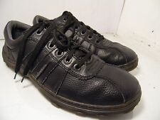 Dr. Martens Pembridge Oxford Leather Black Leather Sneakers Shoes Mens Size 11