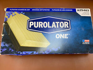 Purolator ONE A25463 Air Filter - Engine Intake Flow Filters nu