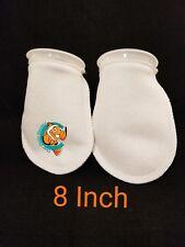 "4"" Filter Socks 4""x8"" 200 Micron Felt Aquarium Reef Wet Dry Sump Volume Discount"