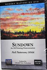 Neil Patterson: Sundown - Art Instruction DVD