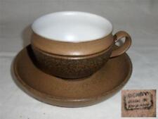 Stoneware 1960-1979 Brown