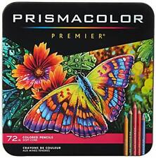 Prisma Colored Pencils Art Supplies Drawing Sketching Adult Coloring 72 Pack