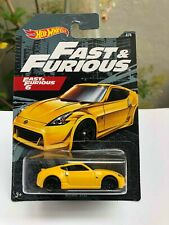 Hot Wheels Fast & Furious 6: Nissan 370Z