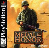 Medal Of Honor - PS1 PS2 Complete Playstation Game