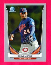 2014 Bowman Chrome Draft Top Prospect #CTP-2 Miguel Sano RC Mint Free Shipping