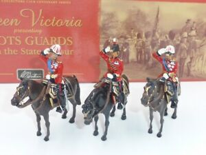 William Britain Scots Guards Collection Officers of the General Staff 40209