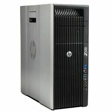 HP Z620 Workstation Xeon 8CORES E5-2690 2.9GHz 32GB 1TB + 128GB SSD K600 WIN10