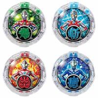 Bandai Ultraman R/B DX Lube Crystal Set 04 Japan