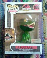 Funko POP! Movies Jurassic Park Velociraptor (Clever Girl) #888 Box Lunch Excl