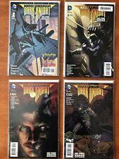 Legends of the Dark Knight 100 Page 1 2 3 4 Run Set Dc Comics Collection Batman