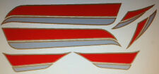 KAWASAKI KH125 RESTORATION DECAL SET