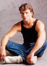 Patrick Swayze Young POSTER