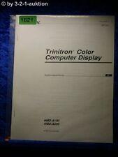 Sony Bedienungsanleitung HMD A100 / A200 Computer Display (#1621)