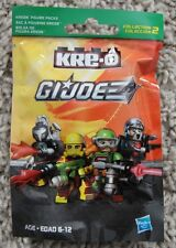 G.I. JOE KRE-O WAVE 2 BLOWTORCH FIGURE KREON TRU KREO NEW MINIFIG