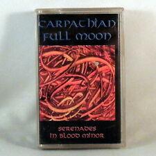 =CARPATHIAN FULL MOON Serenade In Blood Minor (Cassette 1996 Morbid Noizz) 099
