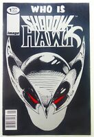 Image SHADOW HAWK (1992) #1 Rare NEWSSTAND/UPC Variant FN/VF (7.0) Ships FREE!