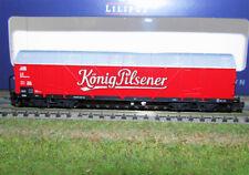 LILIPUT scala N carro refrigerato Bierwagen KONIG PILSENER a 4 assi art. L265660