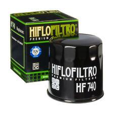 HIFLO hf740 MOTO Recambio Premium Filtro de aceite del motor