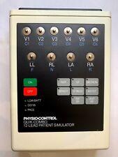 Physio Control Quik Combo 12 Lead Patient Simulator