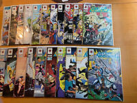 Archer & Armstrong- Lot Of 21 Comics! #2-10, 14-25. ( Valiant ). NM