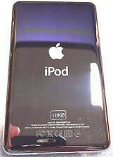 Apple iPod classic 7th Generation Silver 120 GB Quick ship Excellent