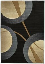 Living Room Rectangle Abstract 2000-Now Area Rugs