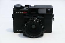 Camara Plaubel Makina W67 W-67 Nikon NIKKOR 4.5 55mm camera