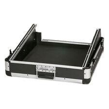 "12U 19"" Sloped Rack Mount Mixer Flight Case PA DJ Disco Console Controller Value"