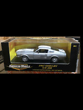 1967 Ford Shelby GT350 GRAY 1:18 Ertl American Muscle 32556