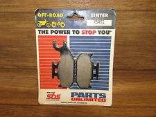 ATV Yamaha Can Am BRB Brand New Brake Pads Parts Unlimited SBS 1721-0352