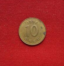 Corea del Sur 10 won 1994