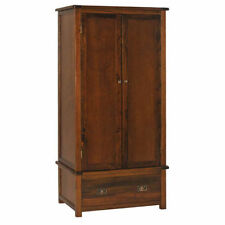 Unbranded Antique Style Wardrobes with Hanging Rail