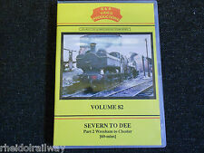 Croes Newydd, Gresford, Severn To Dee Part 2, Wrexham to Chester B&R Vol 82 DVD