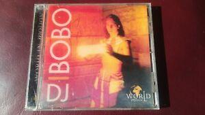 DJ Bobo - World in motion (1996) CD Album