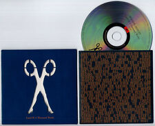 SCISSOR SISTERS Land Of A Thousand Words 2006 UK 1-track promo CD SNIP27