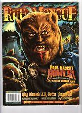 WoW! Rue Morgue #98 Howls! Dracula Castle! Smash Gut! King Diamond! J.K. Potter!