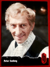 HAMMER HORROR - Series One - Card #18 - PETER CUSHING