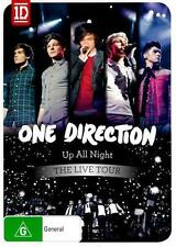 One Direction: UP ALL NIGHT The Live Tour : NEW DVD