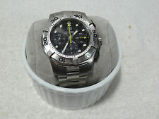 TAG Heuer cn211a Wrist Watch Men Aquagraph Caliber 60 Automatic 2000 cool