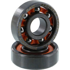 Bronson Speed Co Raw Skateboard Bearings