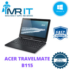 ACER TRAVELMATE B115 - M, INTEL CELERON N2930@1.83GHz, 4GB RAM, 128GB SSD, WIN10