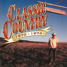 CLASSIC COUNTRY 1970-1974 / 2 CD-SET (TIME LIFE MUSIC TL 626/04) - TOP-ZUSTAND