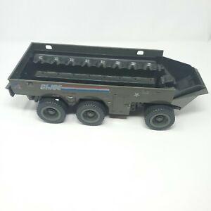 GI Joe Vehicle APC Chassis w Wheels & Rear Handle 1983