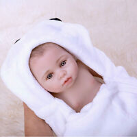43cm Reborn Toddler Dolls Realistic Baby Silicone Vinyl Doll Girl Waterproof Toy